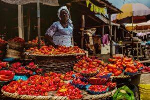 trader woman